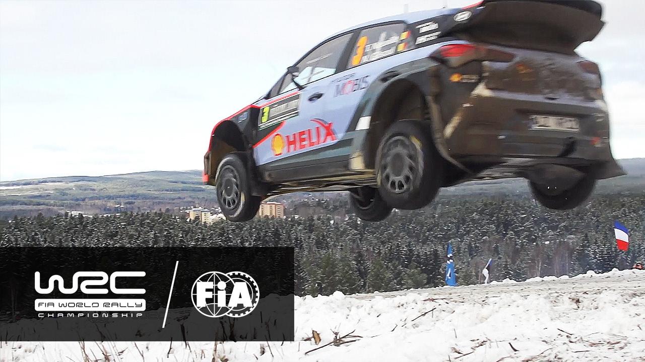 wrc rally sweden 2017 teaser asc action sports connection. Black Bedroom Furniture Sets. Home Design Ideas