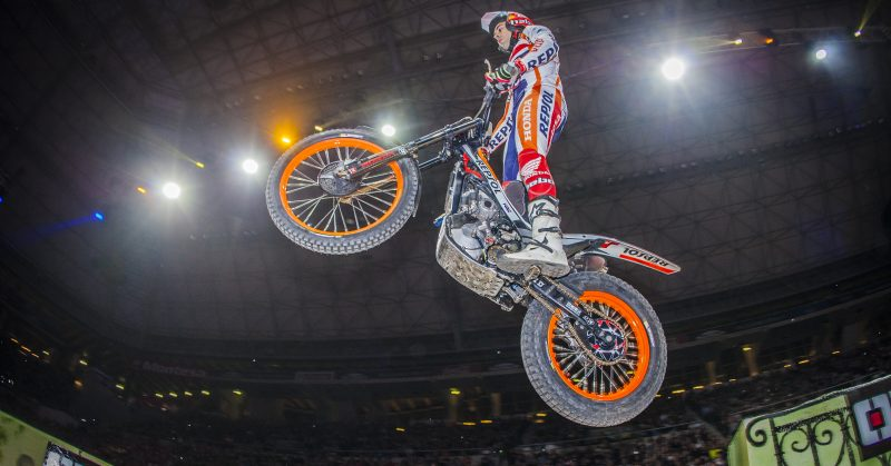 Repsol Honda Team Ready To Go All Out In Marseille Asc Action