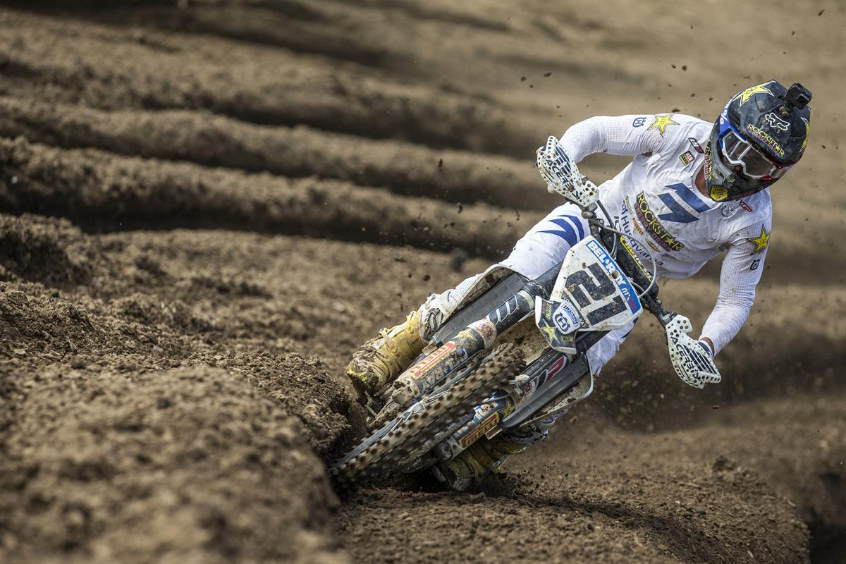GAUTIER PAULIN THIRD OVERALL AT MXGP OF FRANCE - ASC