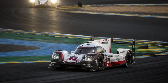 Porsche win 24 Hours of Le Mans
