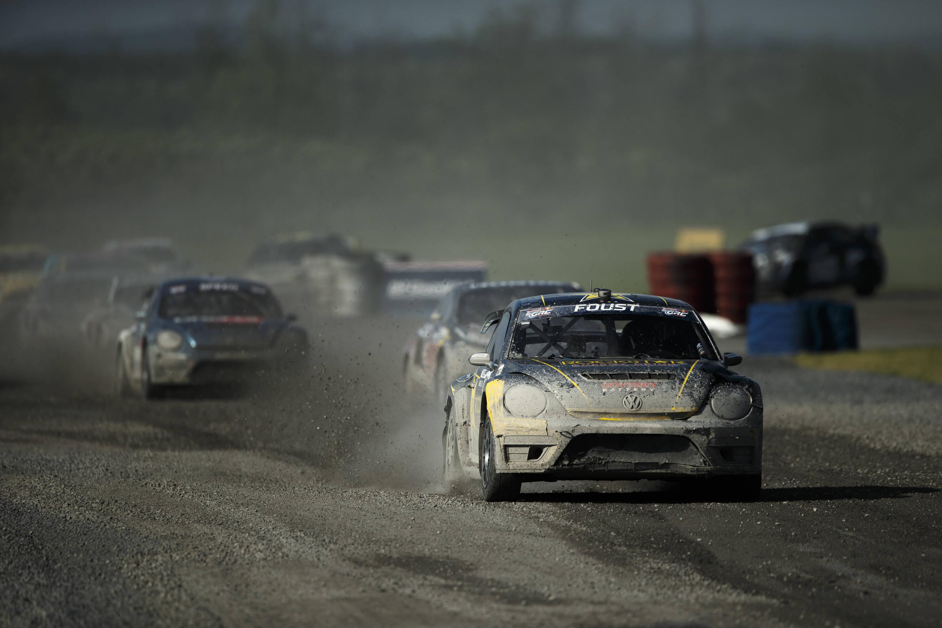 Tanner Foust Wins Red Bull Global Rallycross Ottawa II ASC