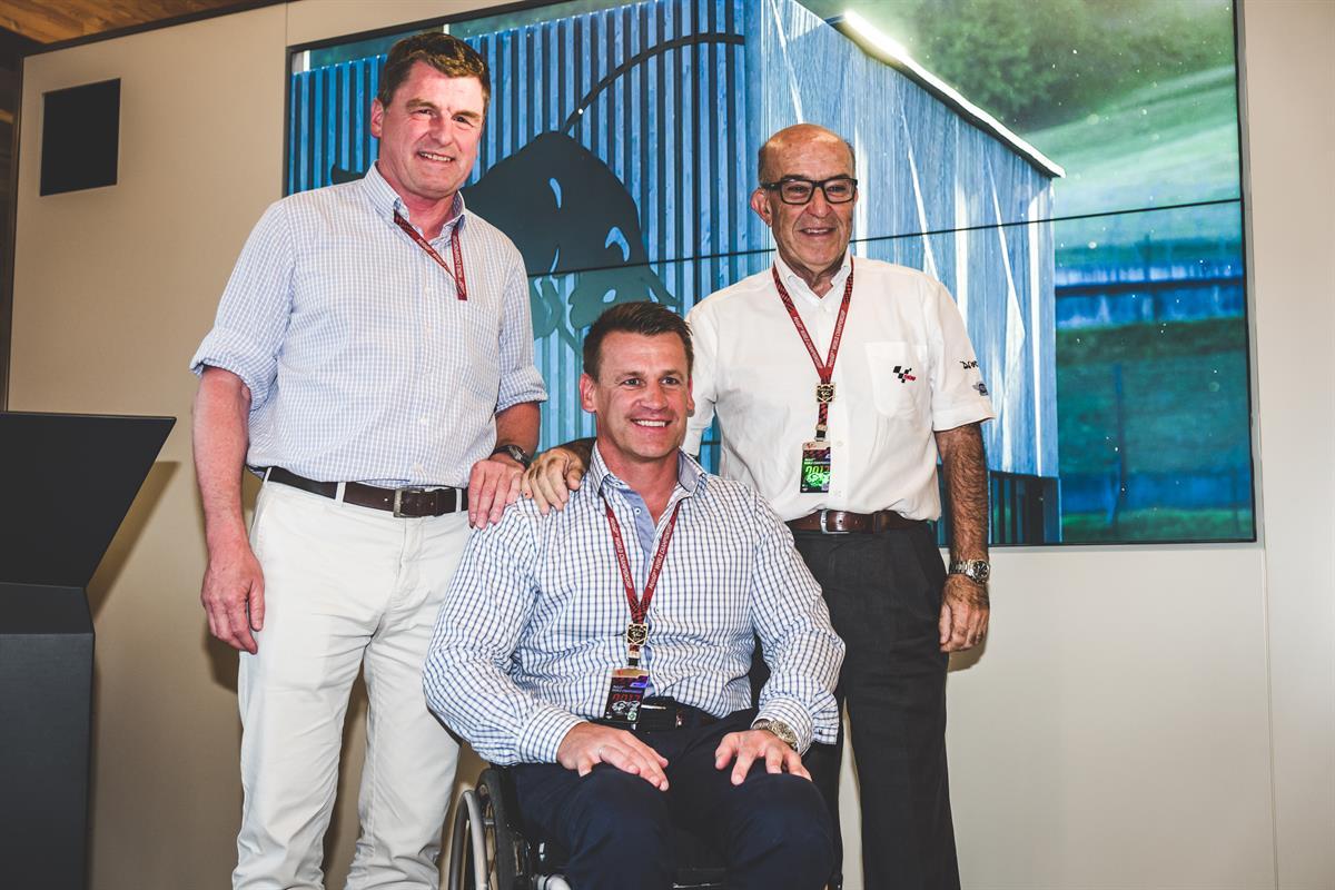 Red Bull KTM Factory Racing debuts innovative 'Holzhaus' Energy Station at Mugello MotoGP - ASC ...