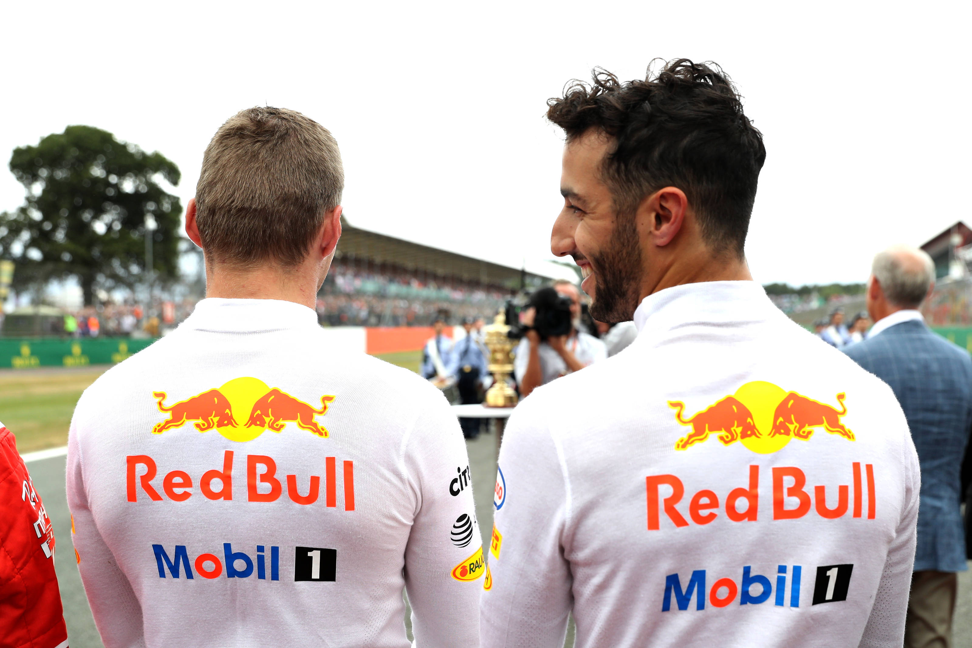 Quot Positive Day Quot For Red Bull Racing Asc Action Sports