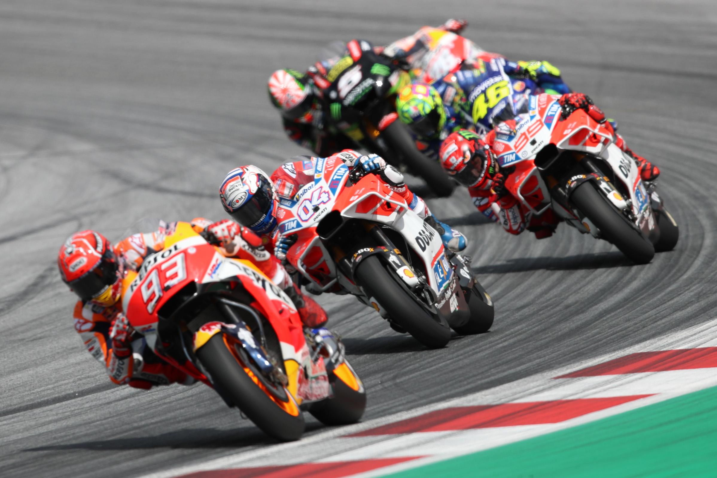 Marquez extends MotoGP lead - ASC - Action Sports Connection