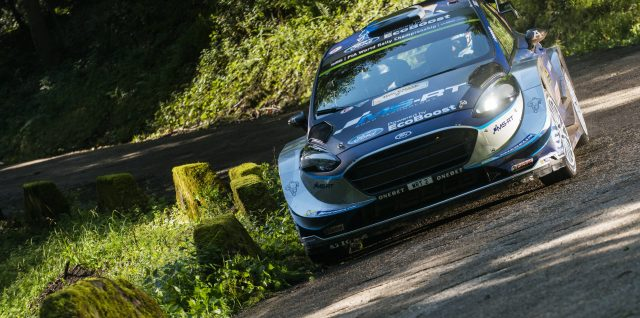 FIA World Rally Championship / ADAC Rallye Deutschland / Neuville hopes dashed