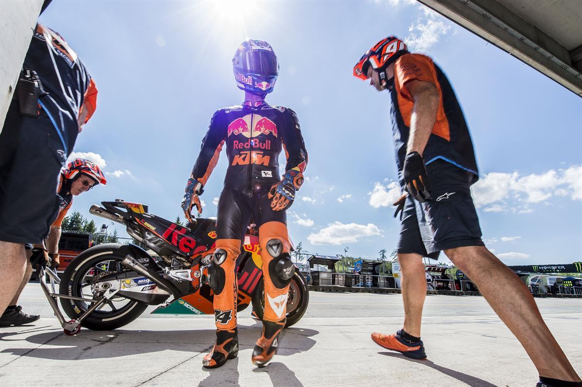 KTM Mechanic Shorts 2017