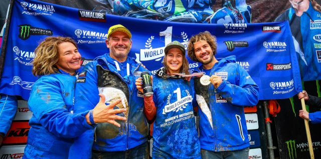 Fontanesi Crowned WMX Champion for the 5th Time