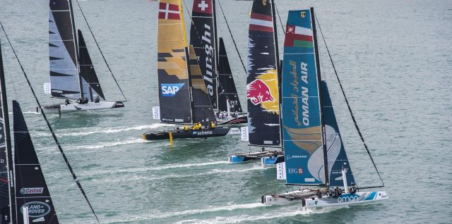 LOCAL LEADERS WELCOME EXTREME SAILING SERIES, WORLD'S BEST SAILORS TO SAN DIEGO NEXT MONTH