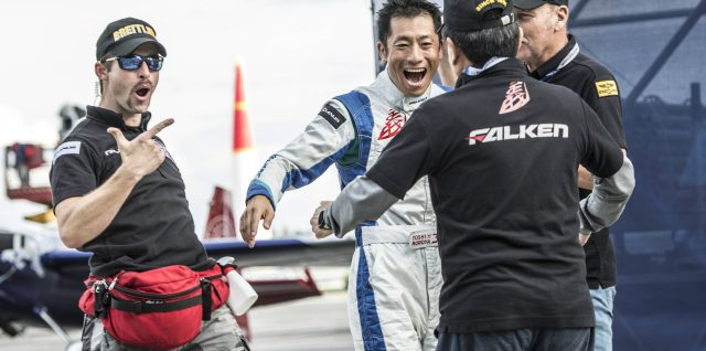 Muroya takes win in mind-blowing Lausitzring race