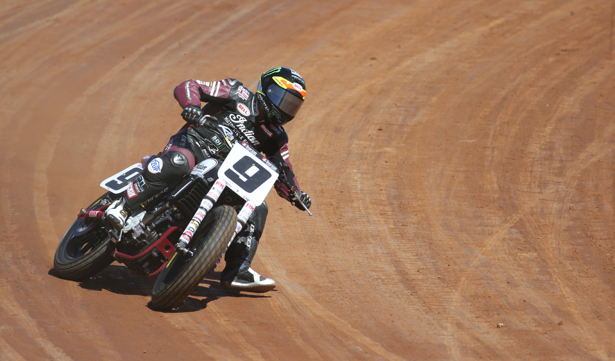 American flat track makes long awaited return to dallas for Lone star motors fort worth texas