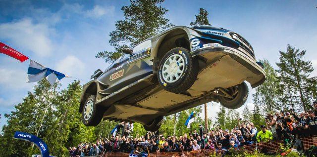 FIA World Rally Championship / Tänak joins Toyota