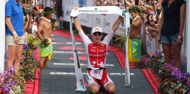 Swiss legend three-peats IRONMAN
