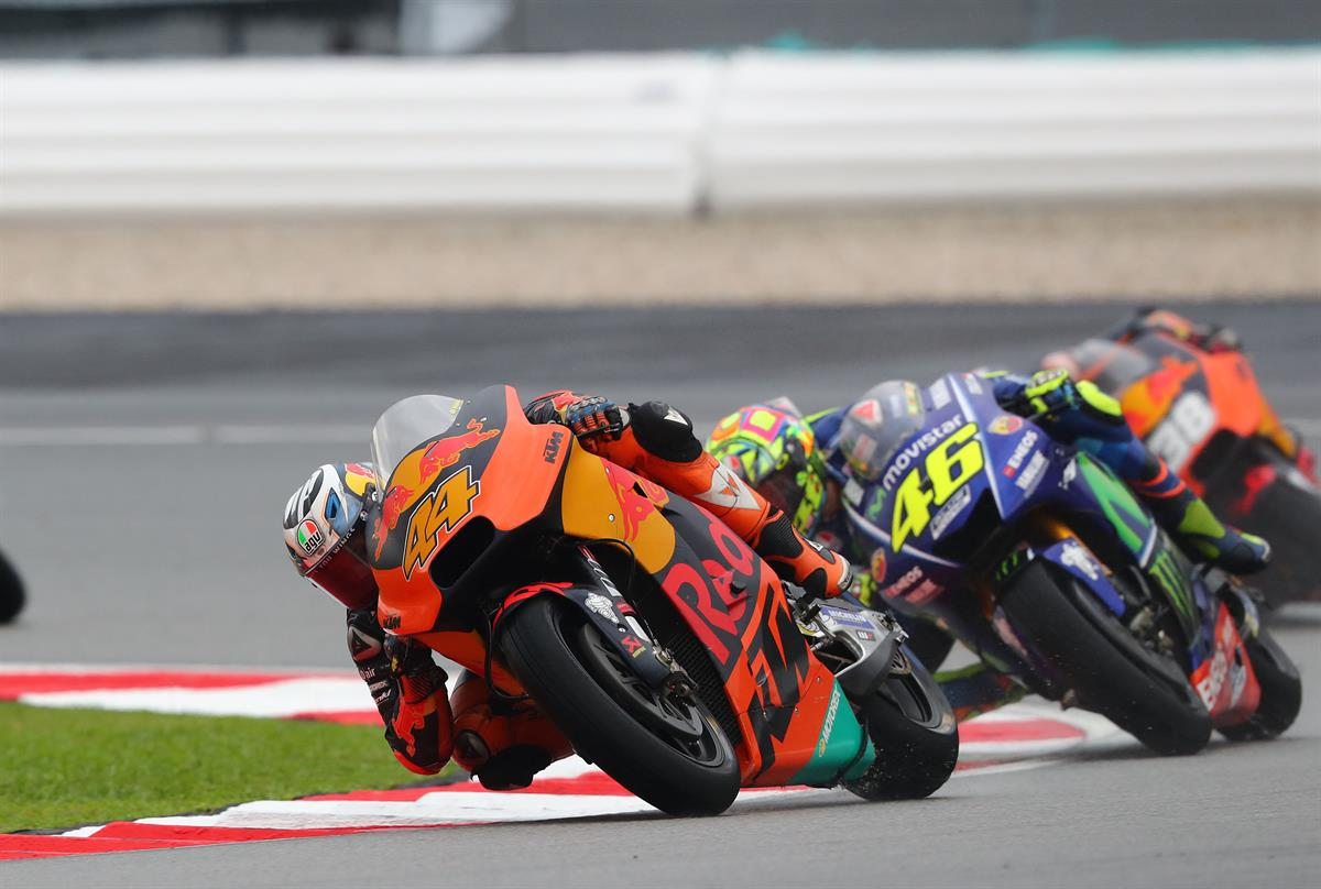 Seventh Top 10 in MotoGP & another 1-2 in Moto2 for Red Bull KTM Team at Malaysia - ASC - Action ...