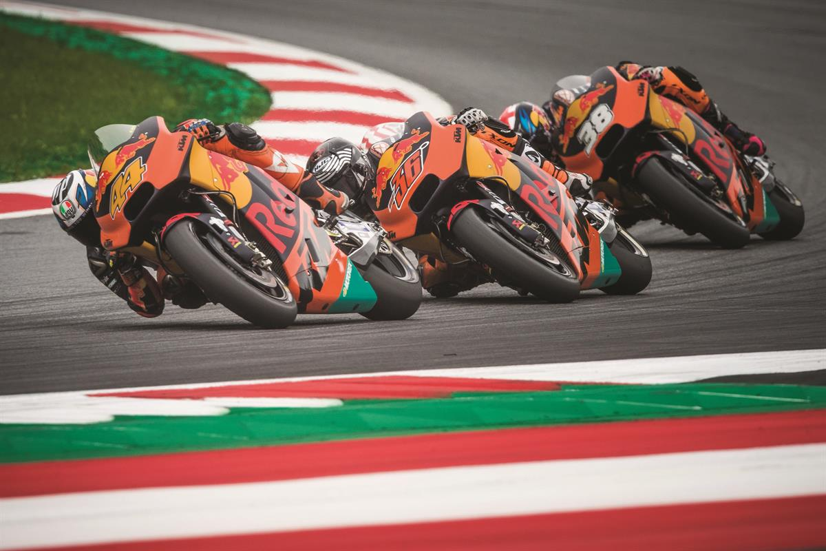 Red Bull KTM MotoGP Factory Racing look forward to 2018 clarifying rider line up - ASC - Action ...