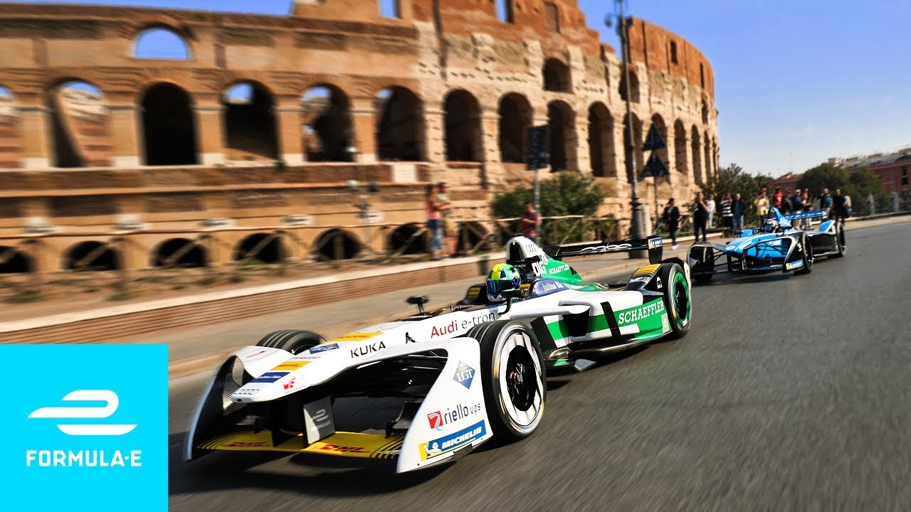 Formula E Is Coming To Rome In 2018 Asc Action Sports