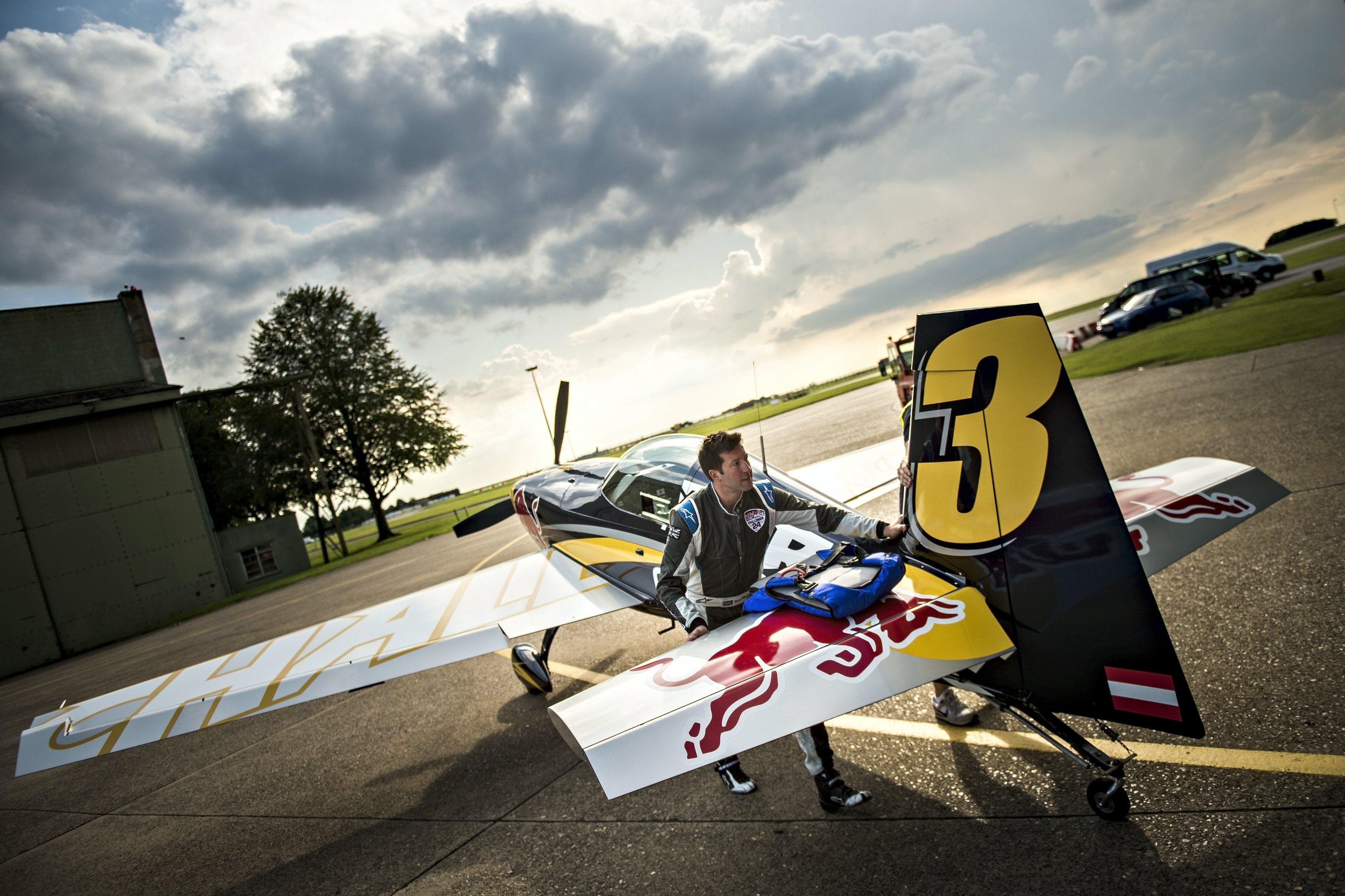 Pilot lineup for 2018 Red Bull Air Race World Championship