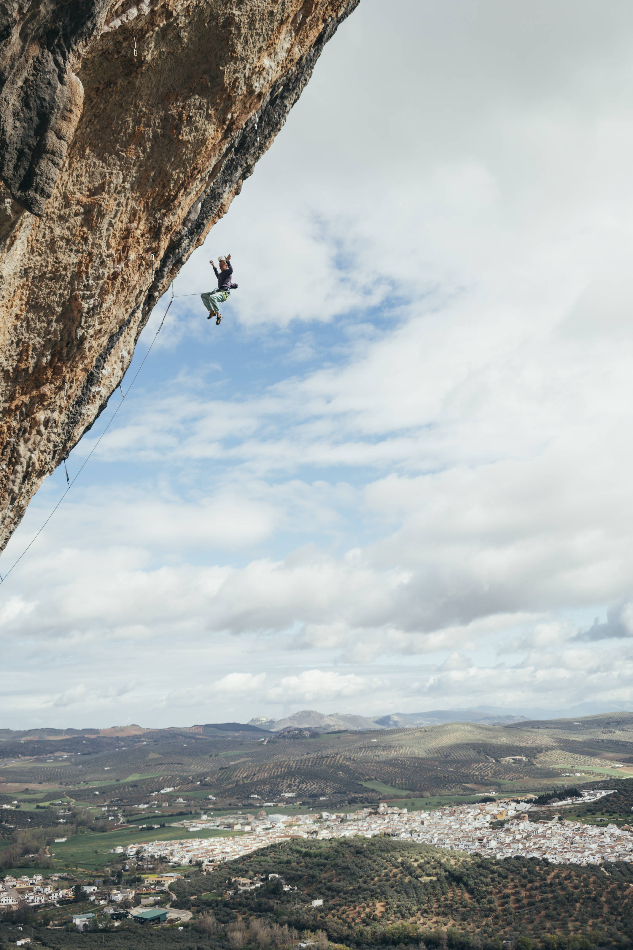 Eiter makes climbing history - ASC - Action Sports Connection