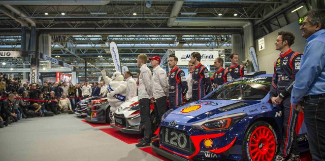 FIA World Rally Championship / Shiny new WRC car livery revealed