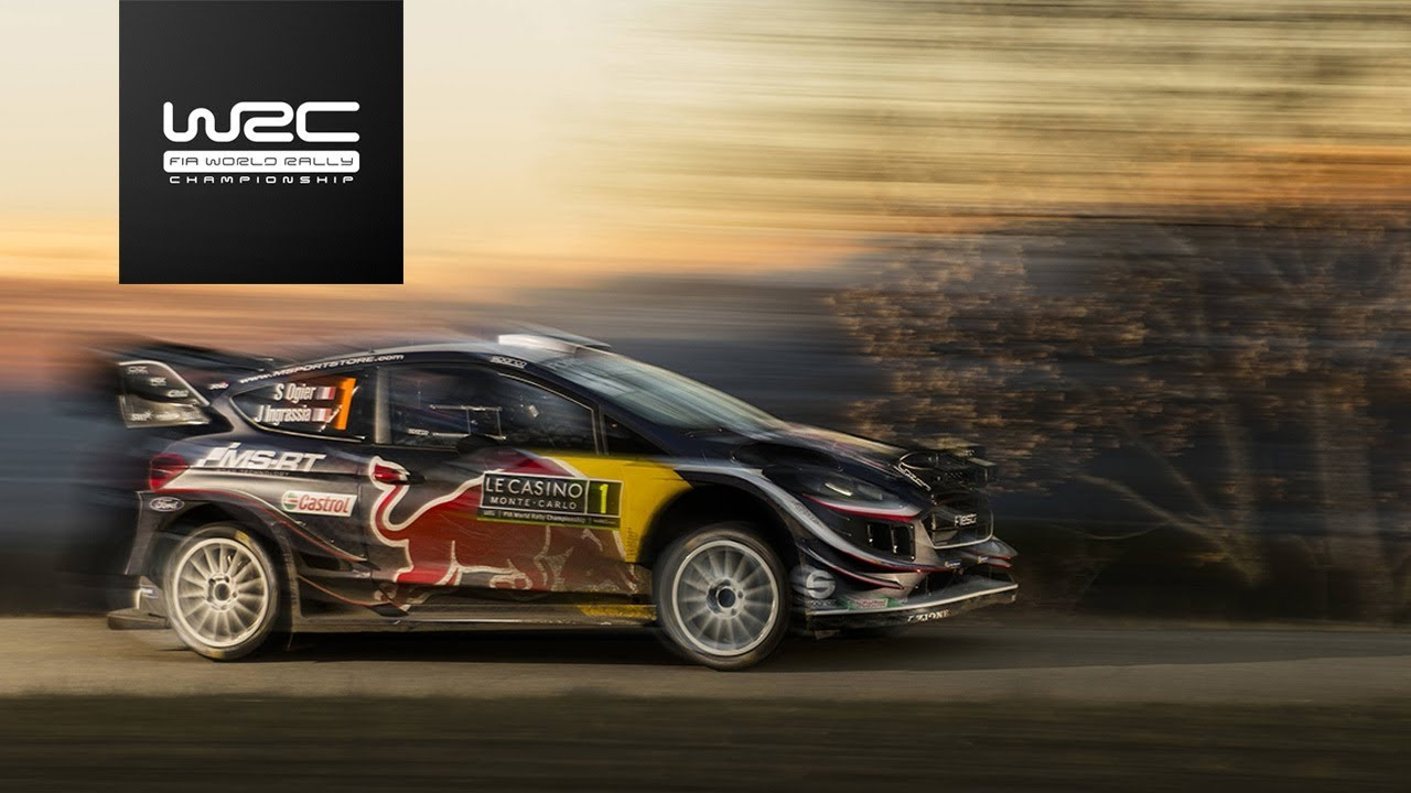 wrc rallye monte carlo 2018 highlights stages 11 13 asc action sports connection. Black Bedroom Furniture Sets. Home Design Ideas