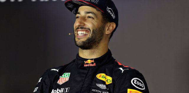 EXCLUSIVE: Daniel Ricciardo on why Red Bull Racing can title challenge