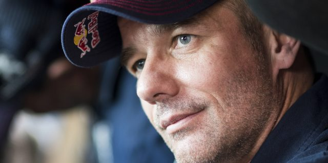 EXCLUSIVE INTERVIEW: Sébastien Loeb excited by WRC car speed