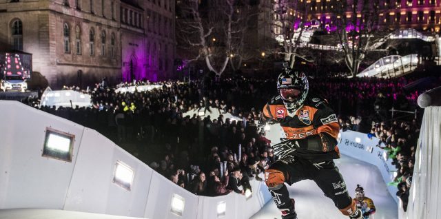 Naasz and Legere keep Red Bull Crashed Ice title races open