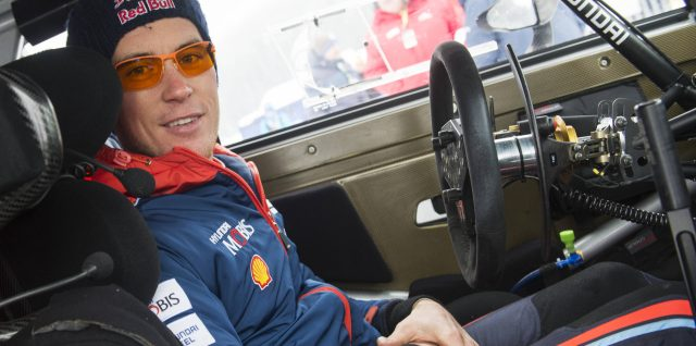 FIA World Rally Championship / Rally Sweden / Cool Neuville nets victory