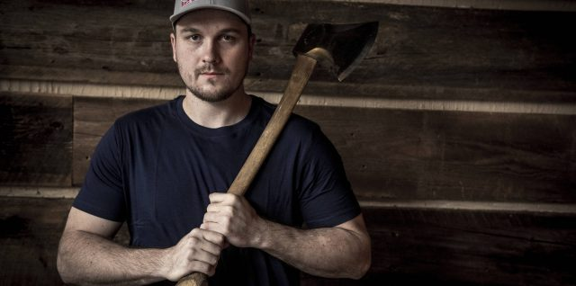 EXCLUSIVE INTERVIEW: Timbersports champion Matt Cogar on his meteoric rise