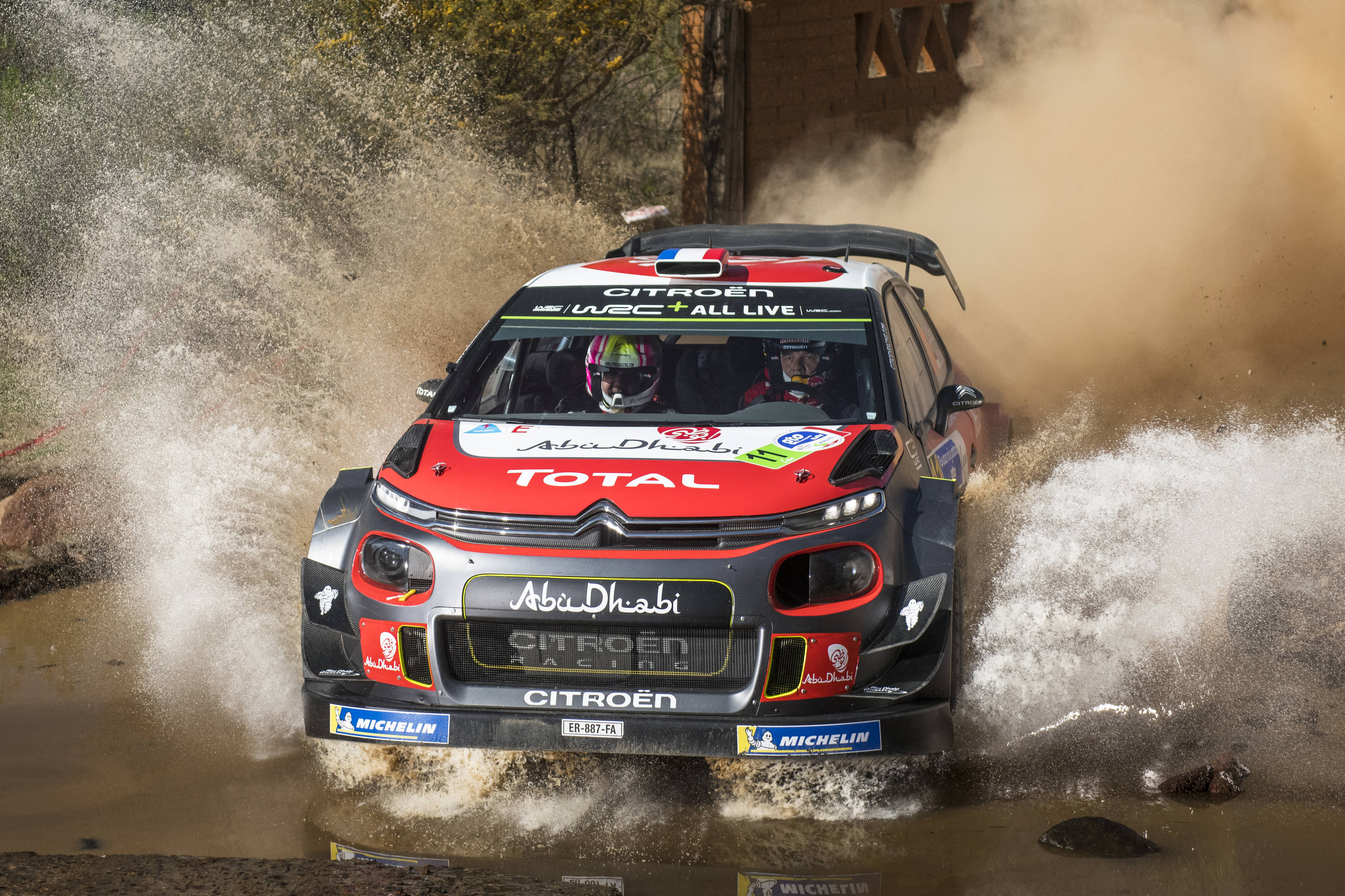 fia world rally championship rally mexico sensational comeback for loeb asc action sports. Black Bedroom Furniture Sets. Home Design Ideas