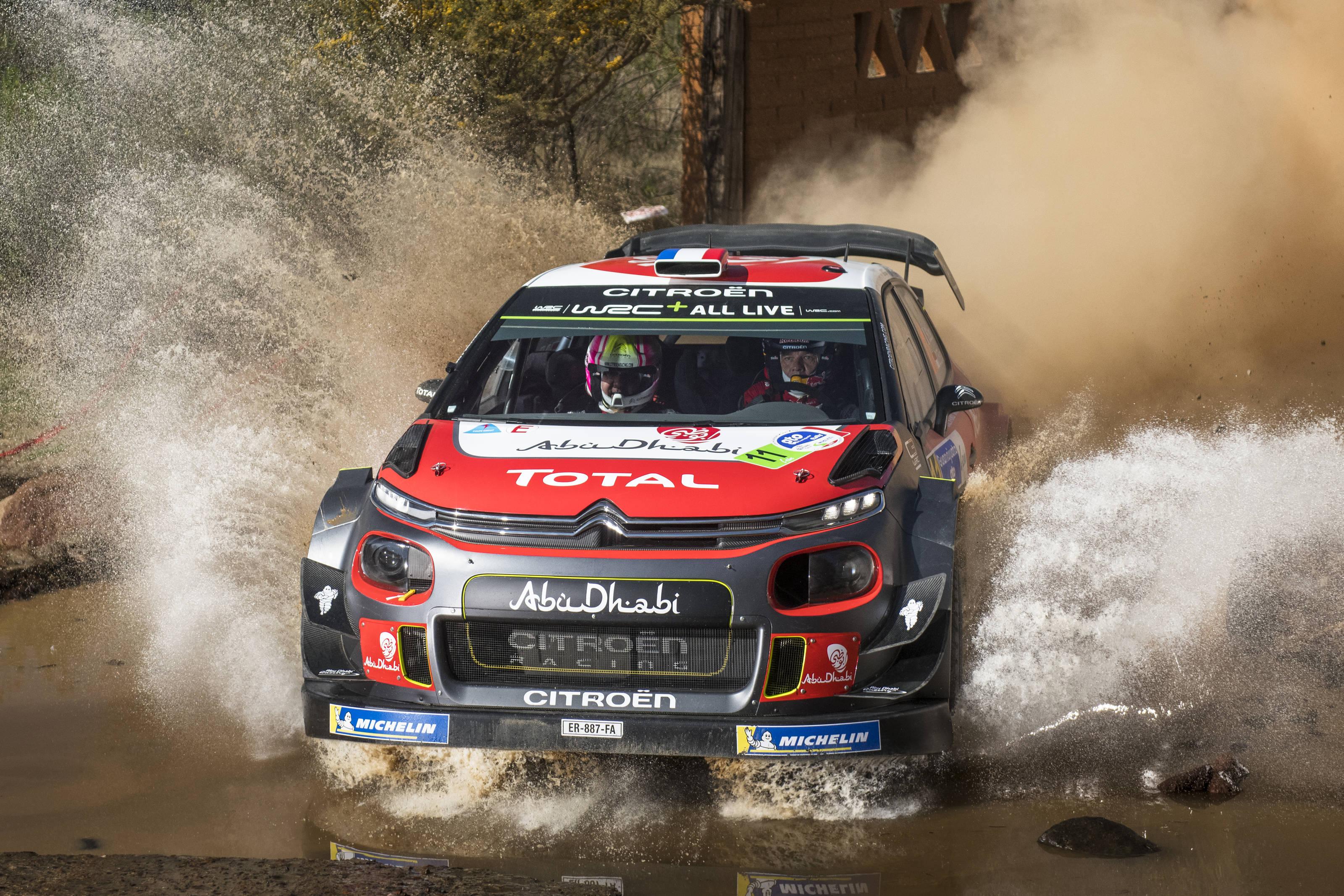 fia world rally championship rally mexico sensational comeback for loeb asc action sports. Black Bedroom Furniture Sets. Home Design Ideas