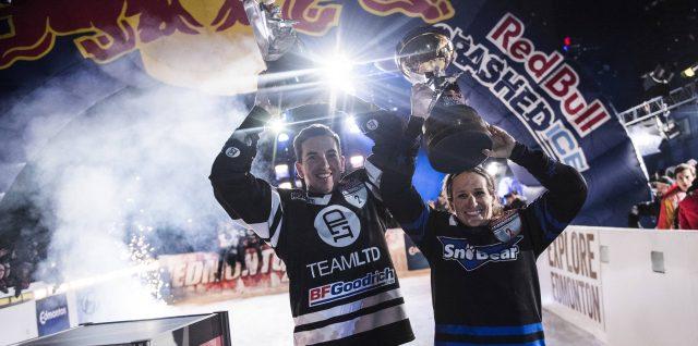 Scott Croxall and Amanda Trunzo seal Red Bull Crashed Ice titles