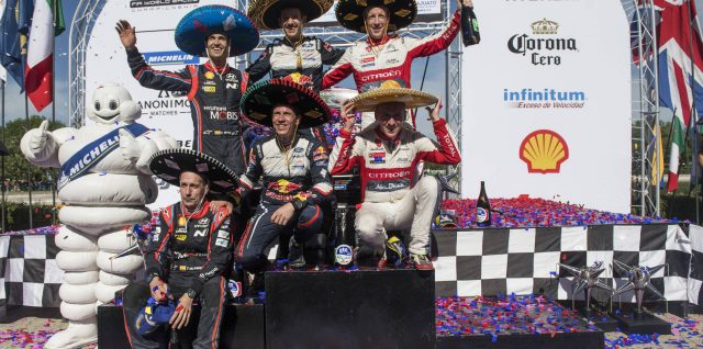 FIA World Rally Championship / Rally Guanajuato Mexico / Ogier recaptures title lead