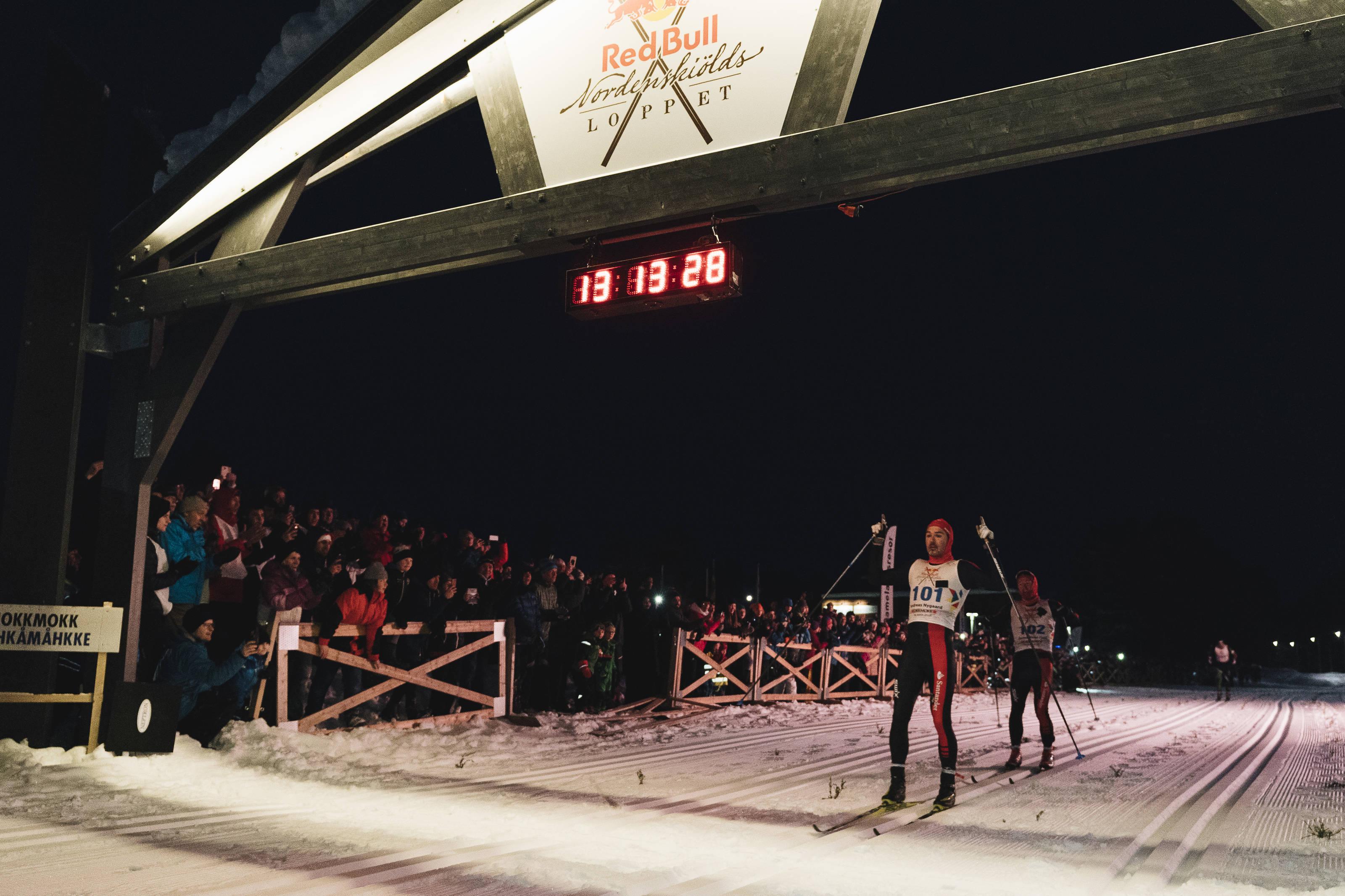 jokkmokk single women One of the world's foremost trail runners, emelie forsberg, is running along  kungsleden at the moment  his goal now is to teach women to love fly fishing.