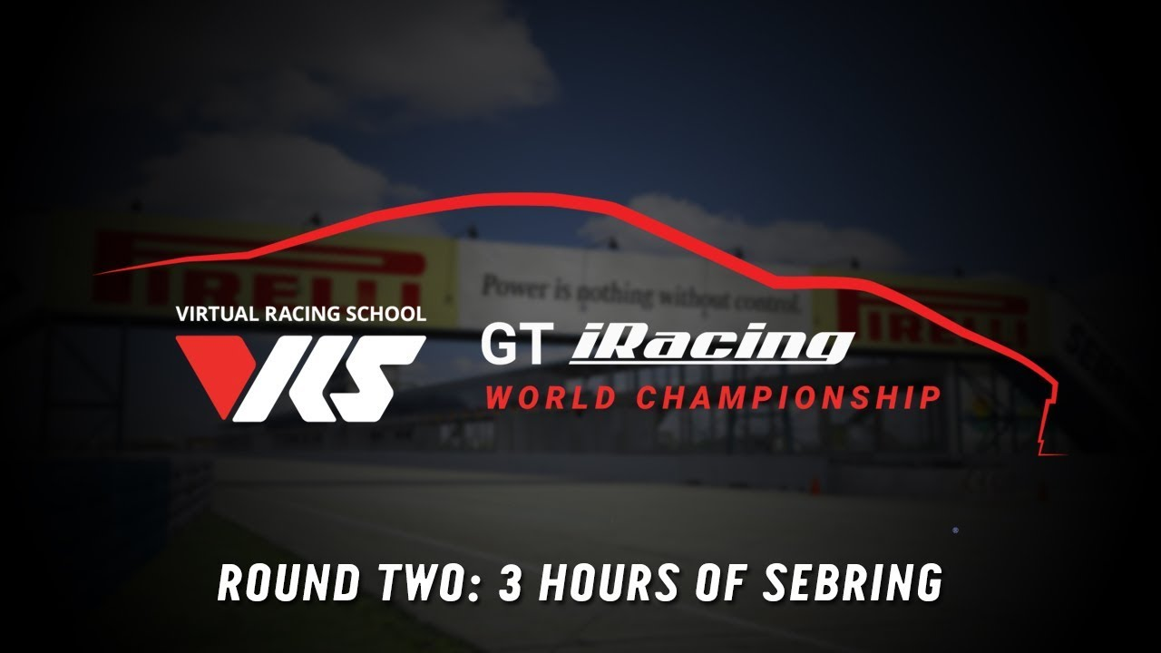 VRS GT iRacing Series | 3 Hours of Sebring - ASC - Action