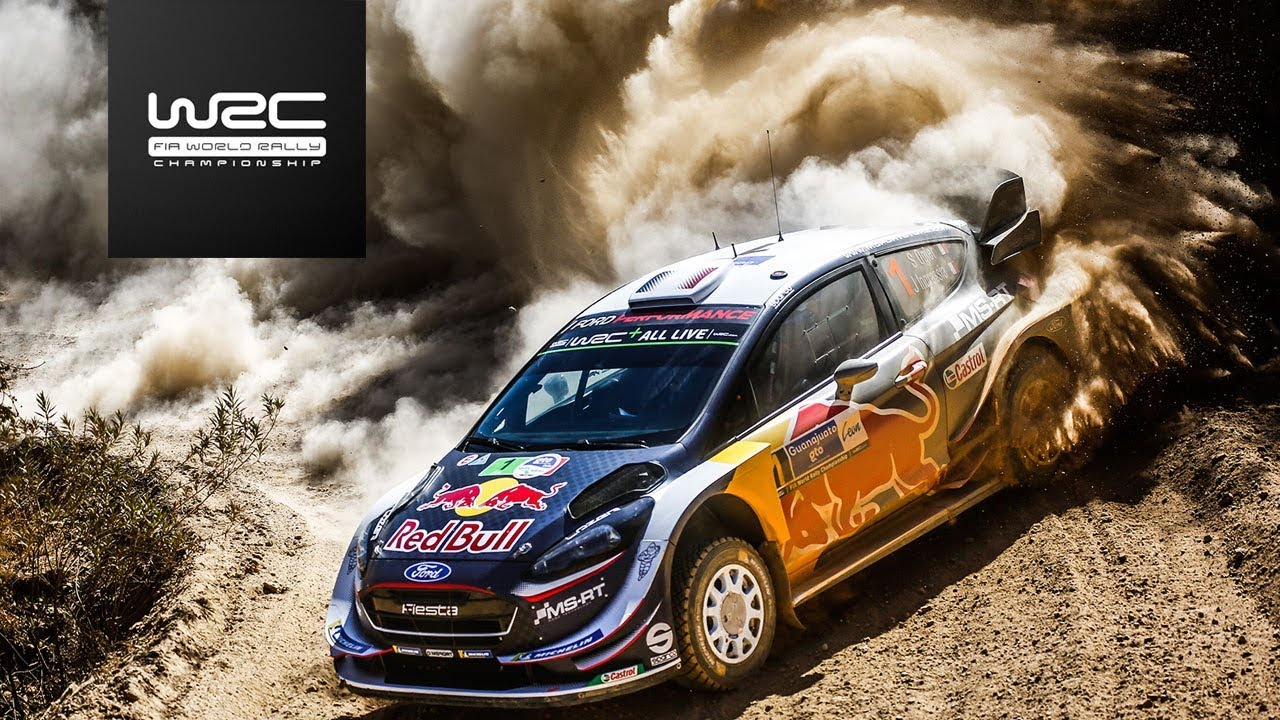 wrc rally guanajuato m xico 2018 highlights stages 14 19 asc action sports connection. Black Bedroom Furniture Sets. Home Design Ideas
