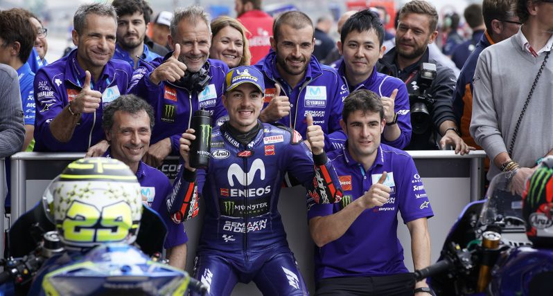 First Place Start for Vinales after Eventful Austin Qualifying - ASC - Action Sports Connection