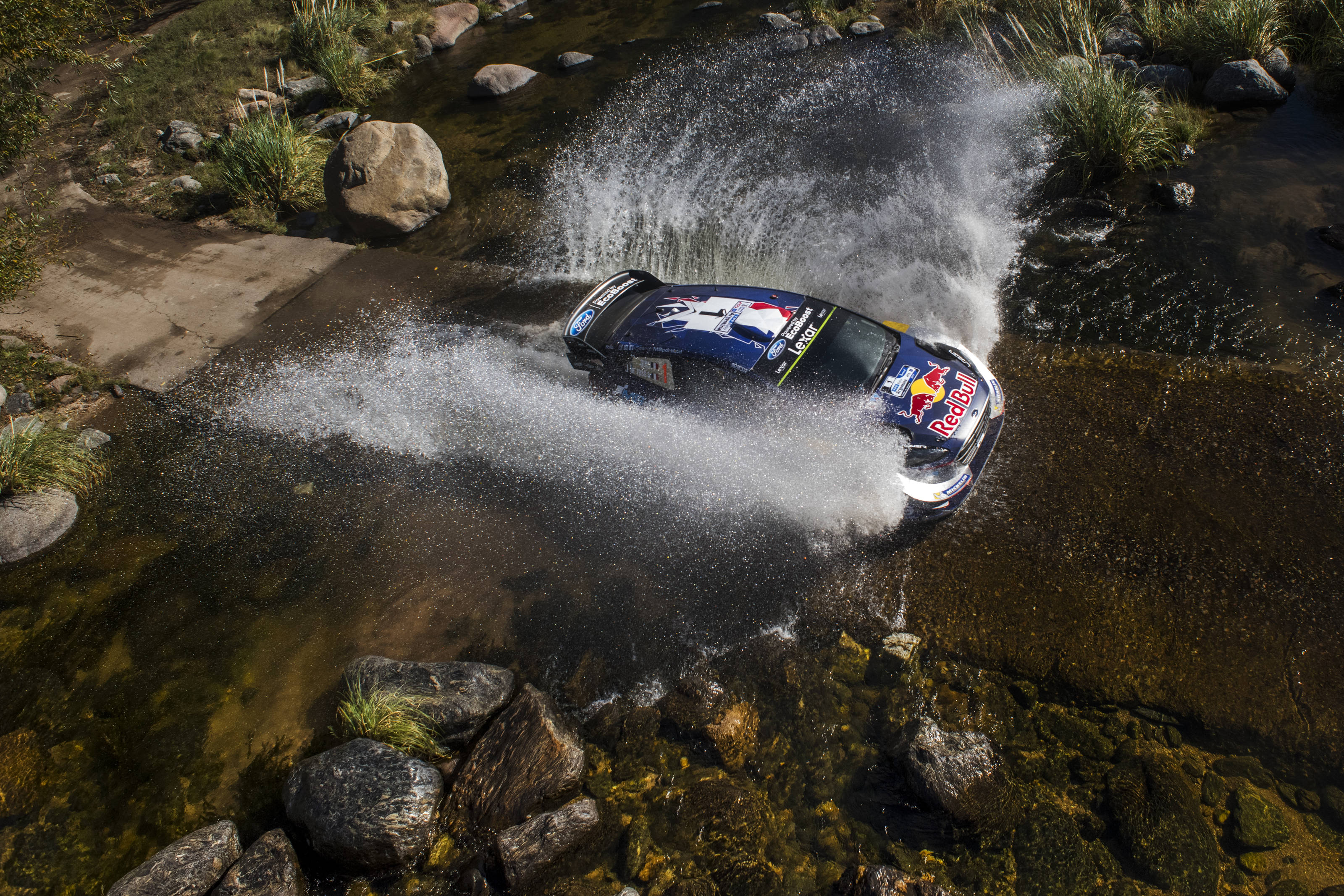 fia world rally championship    ypf rally argentina    s u00e9bastien ogier bids to complete cv with