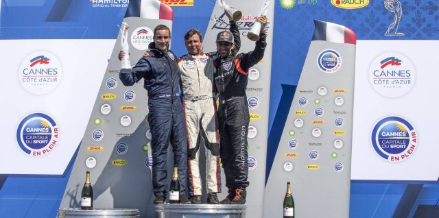 Sweden nips France in thrilling Cannes Air Racing Final