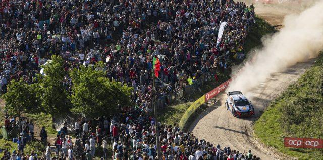 FIA World Rally Championship / Vodafone Rally de Portugal / Portugal victory sees Neuville regain championship lead