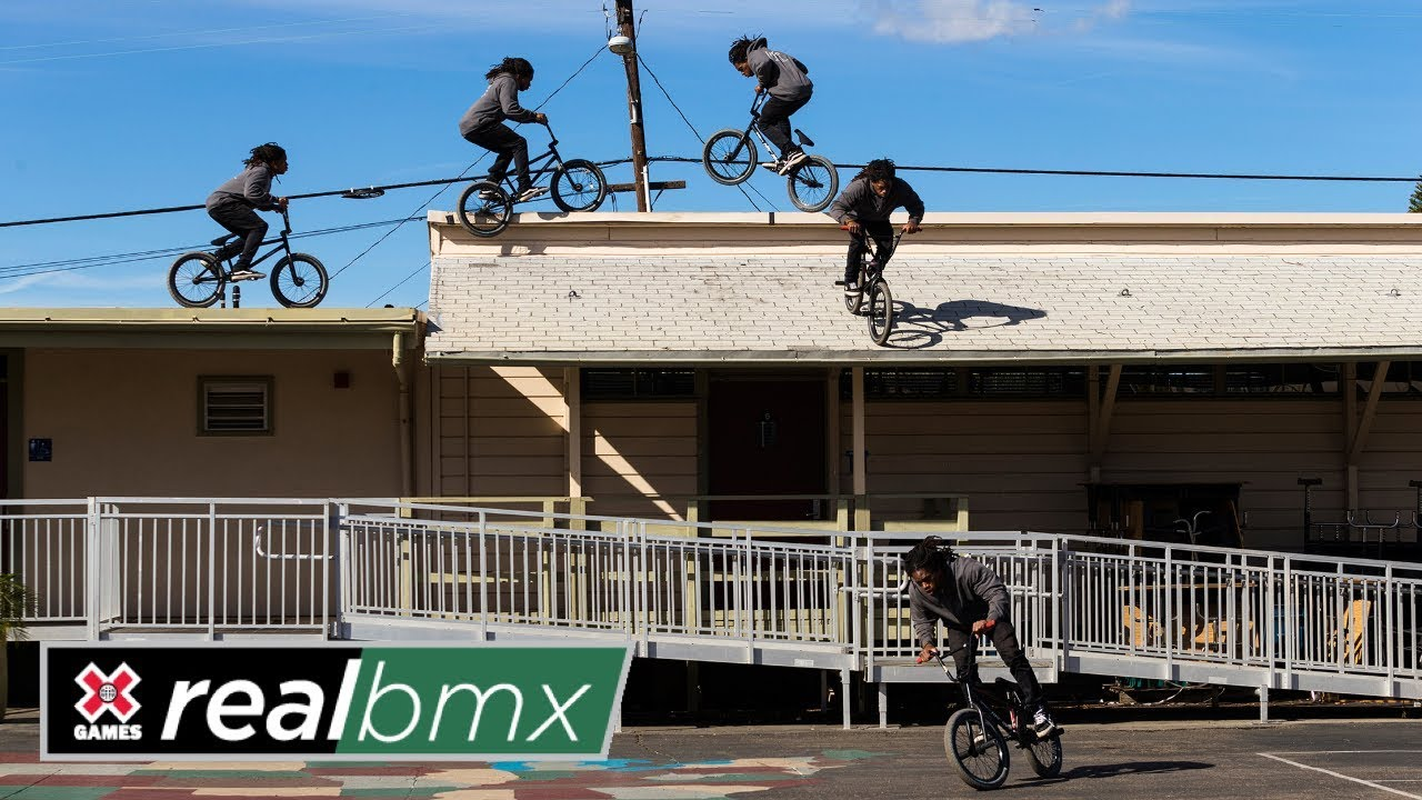 Brad Simms: Real BMX 2018 | World of X Games - ASC - Action Sports