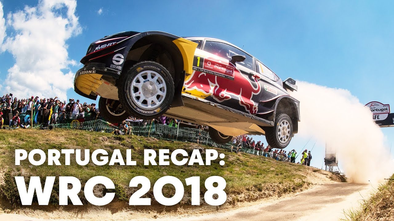 wrc 2018 top 5 moments at rally portugal 2018 asc action sports connection. Black Bedroom Furniture Sets. Home Design Ideas