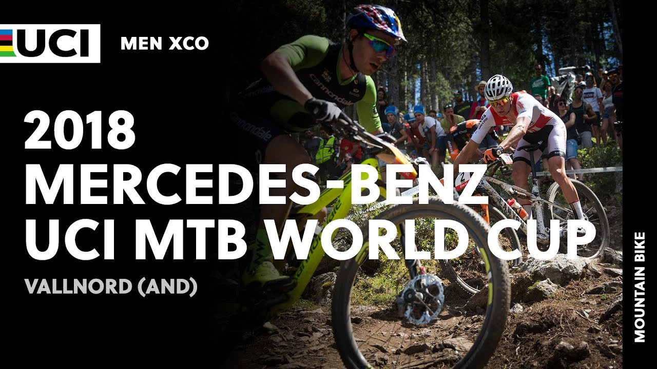 74c284615 2018 Mercedes-Benz UCI Mountain Bike World Cup - Vallnord (AND)   Men XCO -  ASC - Action Sports Connection
