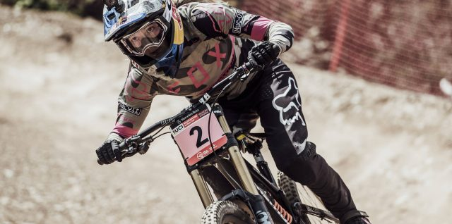 Mountain Bike / UCI World Cup Downhill / British battle between Seagrave and Atherton continues in Andorra