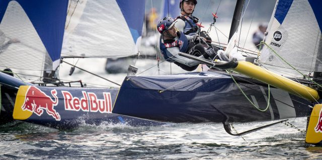 Sailing powerhouse Switzerland find next stars at Geneva regatta