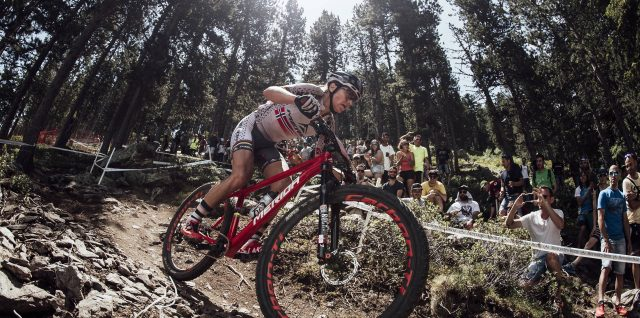 Dahle Flesjå races to record 30th win to equal all-time XCO record