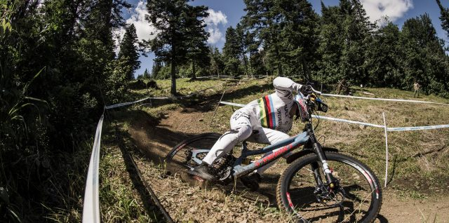 Atherton and Bruni serve up MTB thriller with Mont-Sainte-Anne wins