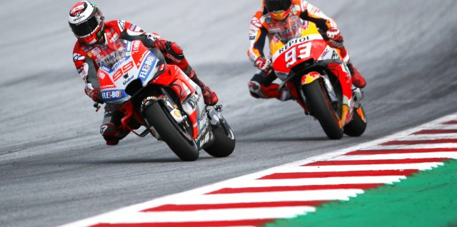 Marquez widens gap to MotoGP rivals after Spielberg second spot