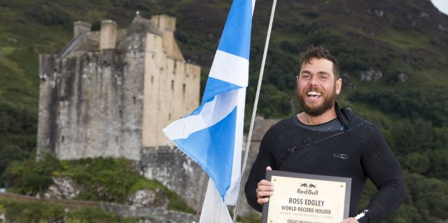 Great British Swim / Edgley beats record for Longest Contiguous Stage Sea Swim