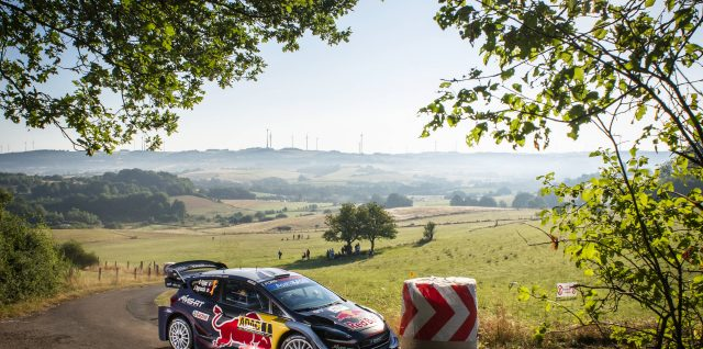 FIA World Rally Championship / ADAC Rallye Deutschland / Title duo keen to put Finnish woe behind them at Rally Germany