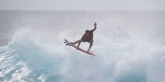 Josh Kerr Scores Perfect 10 to Secure Four Seasons Maldives Surfing Champions Trophy Final @wsl